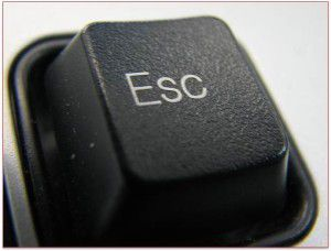 escape-button