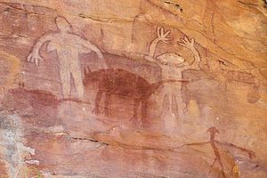 Aborigine Rock Art for Vibrant Jung Thing (2)