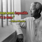 Mandela, Hope & Lasting Help for Depression